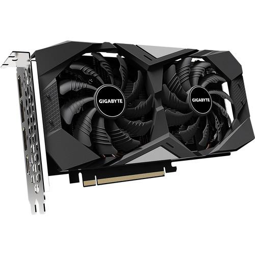 Tarjeta gráfica Gigabyte Radeon RX 5500 XT OC