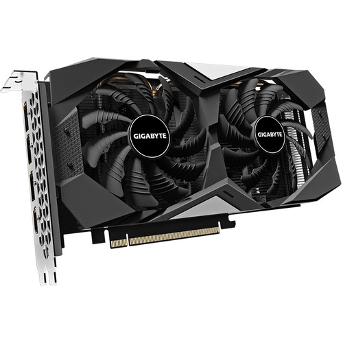 Gigabyte Radeon RX 5600 XT WINDFORCE OC Graphics Card