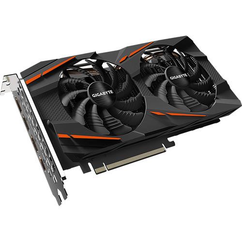 Tarjeta gráfica Gigabyte Radeon RX 570 GAMING 4G