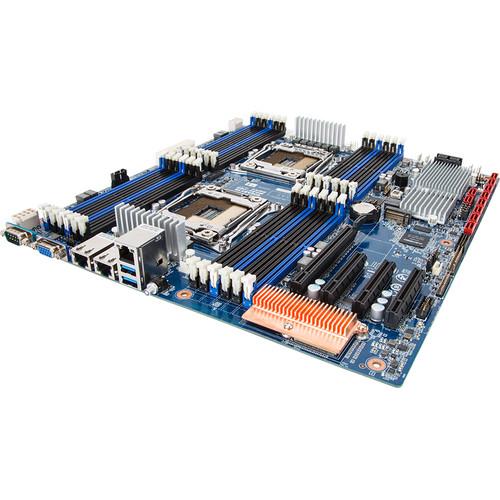 Gigabyte MD80-TM0 Dual LGA 2011-3 E-ATX / SSI EEB Motherboard (rev. 1.0)