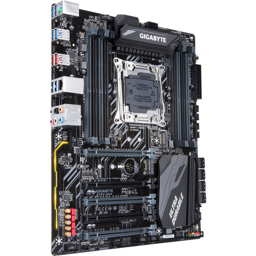 Gigabyte X299 UD4 Desktop Motherboard with Intel Chipset - Socket R4 LGA-2066