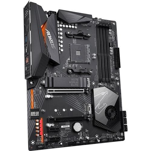 Gigabyte X570 AORUS ELITE AM4 ATX Motherboard