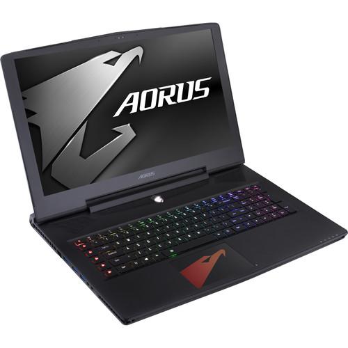 "Aorus X7/ i7-7820HK/ 8GB/ 512GB SSD / GTX 1070/ Windows 10/ 17.3"""