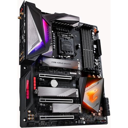 Gigabyte Z390 AORUS MASTER Motherboard