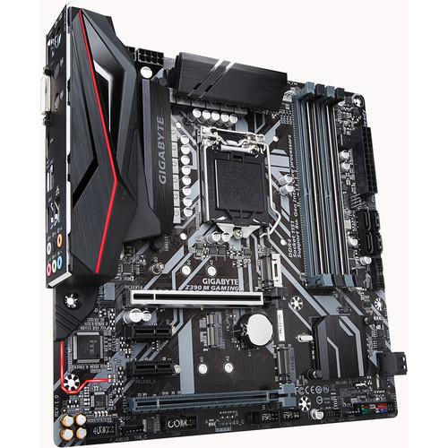 Placa base Gigabyte Z390 M GAMING LGA 1151 Micro-ATX