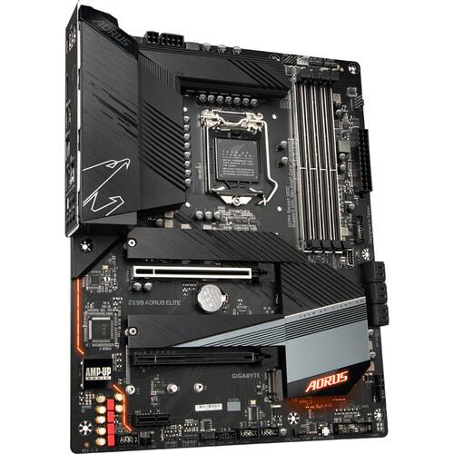 Placa base Gigabyte Z590 AORUS ELITE LGA 1200 ATX