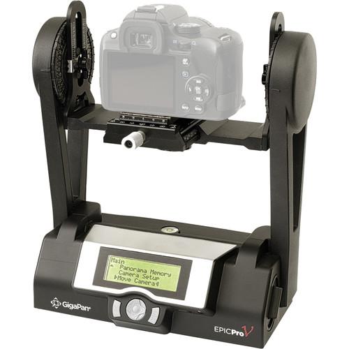 GigaPan EPIC Pro V Robotic Camera Mount