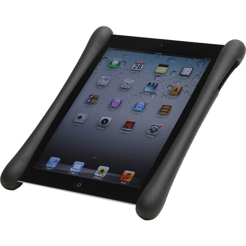 Gigastone GripSense Case for iPad 2, 3, 4 (Black)