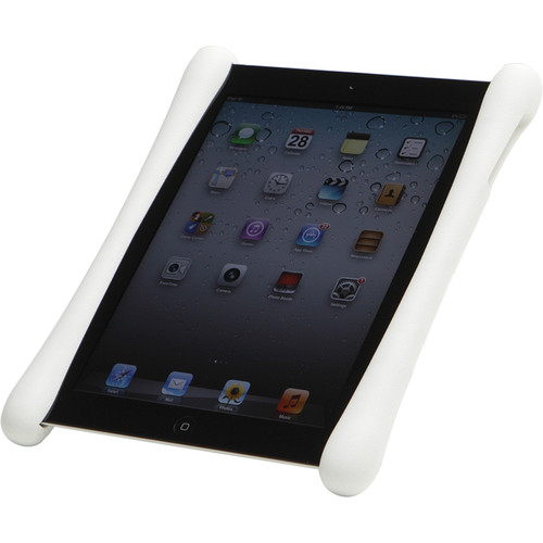 Gigastone GripSense Case for iPad 2, 3, 4 (White)