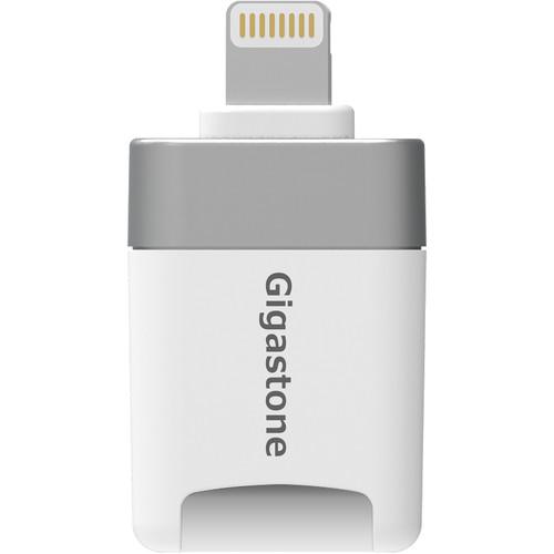 Gigastone CR8600 iOS microSD Card Reader