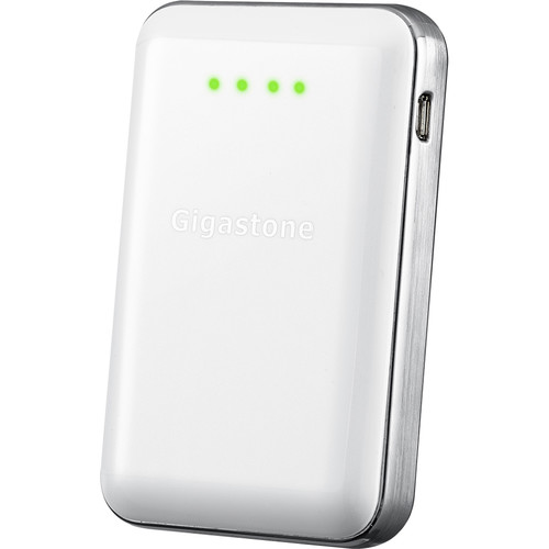 Gigastone Universal Mobile Charger - 9000mA (White)