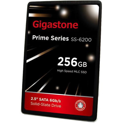 Gigastone 256GB Prime Series SSD