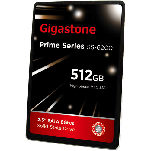 Gigastone 512GB Prime Series SSD