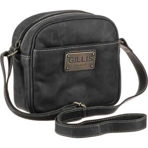 GILLIS LONDON Trafalgar Micro Camera Bag (Black)