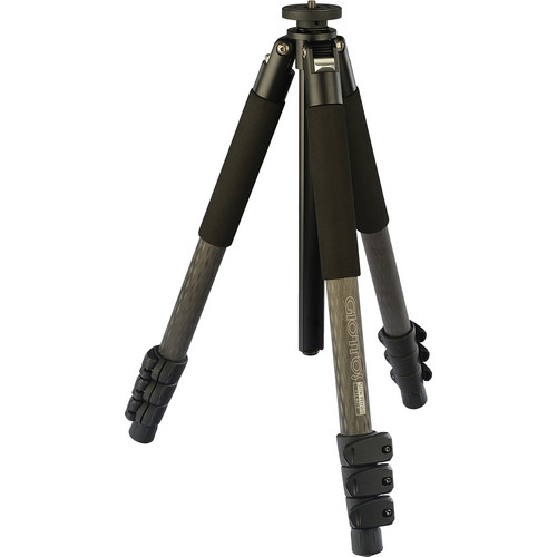 Giottos Classic Series 8214 Carbon Fiber YTL Silk Road Tripod with MH-1301 Pro Series II Ball Head