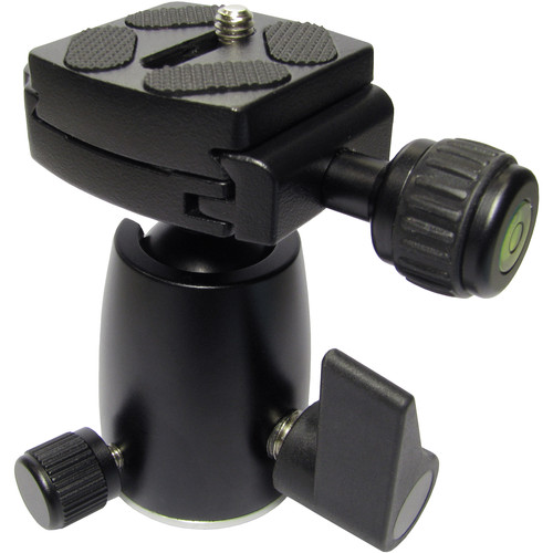 Giottos MH160 Ball Head with Arca-Swiss Quick Release Plate