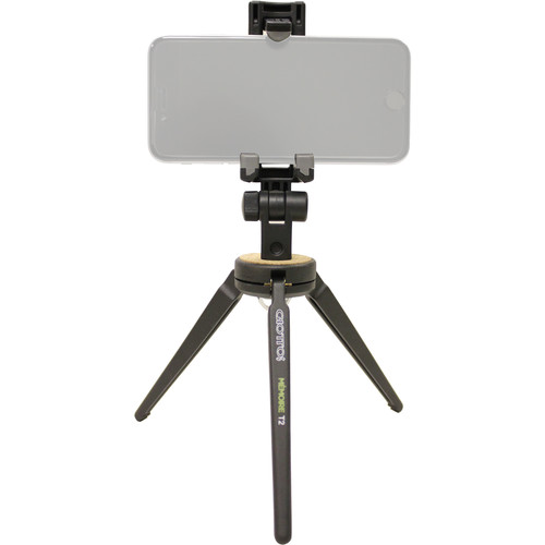Giottos Memoire T2 Mini Tripod with Smartphone Mount