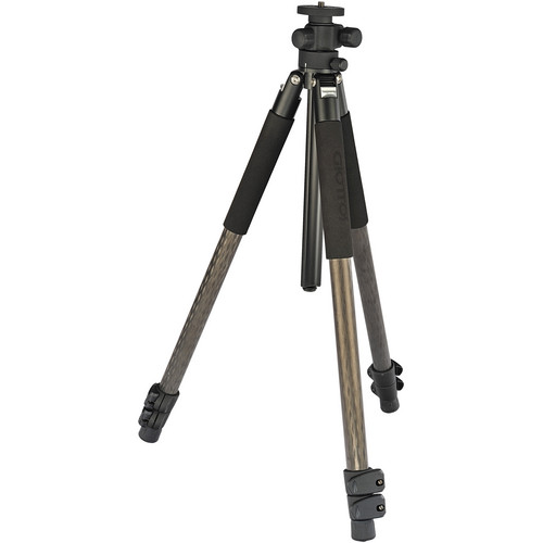 Giottos Pro Series 8383 Carbon Fiber YTL Silk Road Tripod with MH-1301 Pro Series II Ball Head