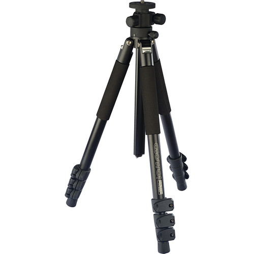 Giottos Pro Series 9384 Aluminum YTL Silk Road Tripod with MH-1301 Pro Series II Ball Head
