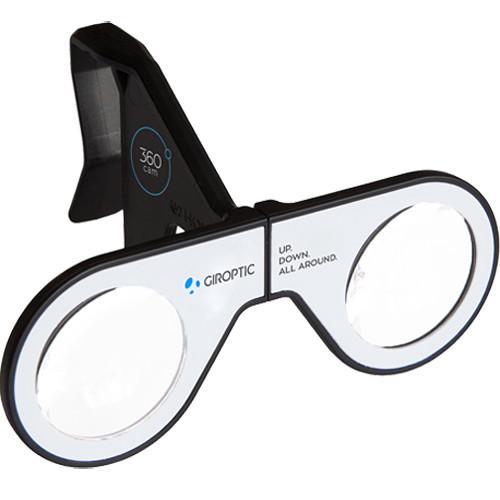 GIROPTIC 360cam Homido Mini Virtual Reality Glasses for Smartphones