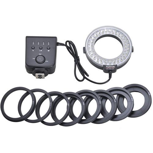 GiSTEQ Flashmate LED RingFlash for Canon Cameras