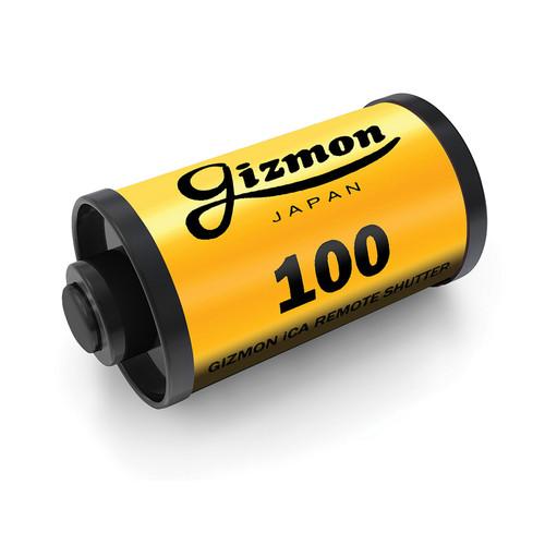 Gizmon iCA Remote Shutter (Yellow)