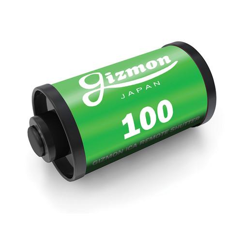 Gizmon iCA Remote Shutter (Green)