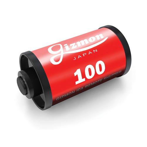Gizmon iCA Remote Shutter (Red)