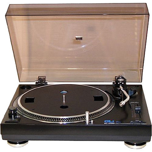 Gli pro SL-2500 - Direct Drive Manual Turntable
