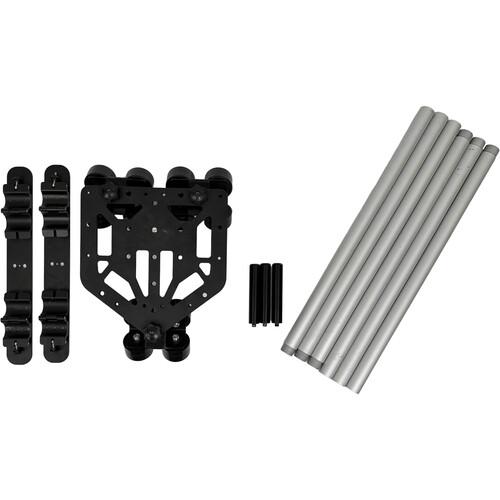 Glide Gear DEV 4 Video Camera Roller Track Dolly System