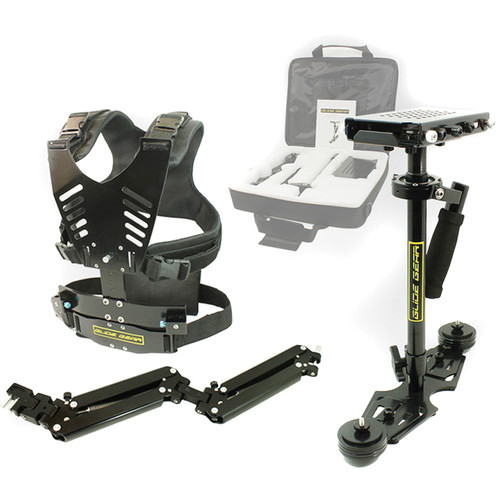 Glide Gear DNA 6002 Vest And Arm Stabilization Kit