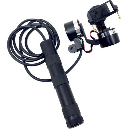 Glide Gear Scopio 3-Axis Handheld Gyro Stabilizer for GoPro
