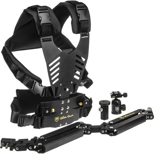Glide Gear DNA 6000 Stabilization System with Vest, Arm & Gimbal Adapter