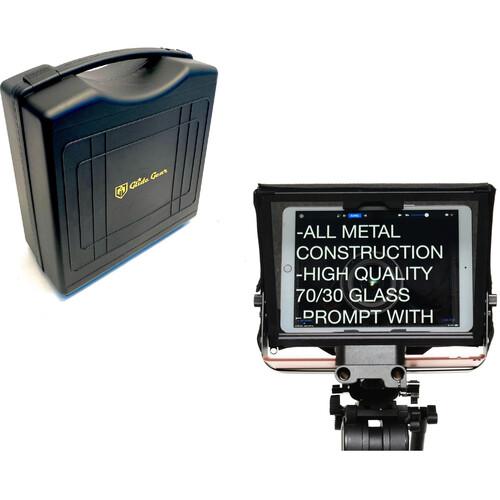 Glide Gear TMP-500 Tripod & Shoulder Mount Tablet/Phone Teleprompter