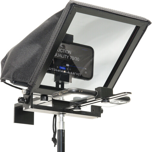 Glide Gear TMP 50 Adjustable Smartphone Mini Teleprompter