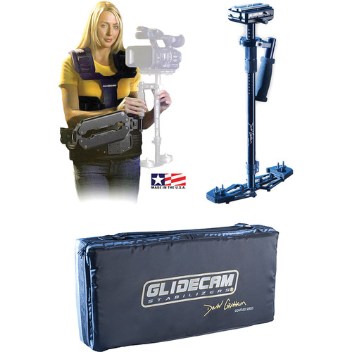 Glidecam Devin Graham Stabilizer and Smooth Shooter Support System