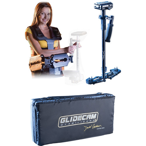 Glidecam Devin Graham Stabilizer and X-10 Support System