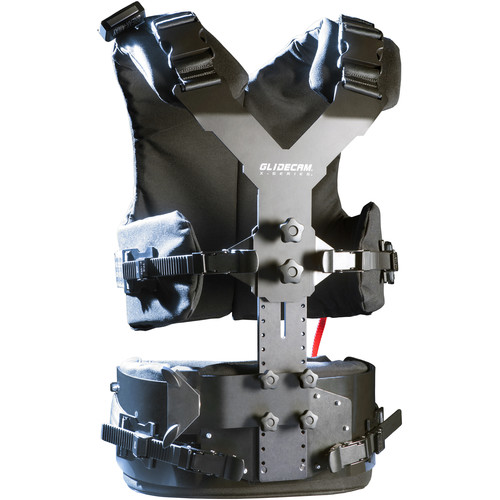Glidecam X-30 Camera Stabilization System Support Vest for up to 30 lb Load