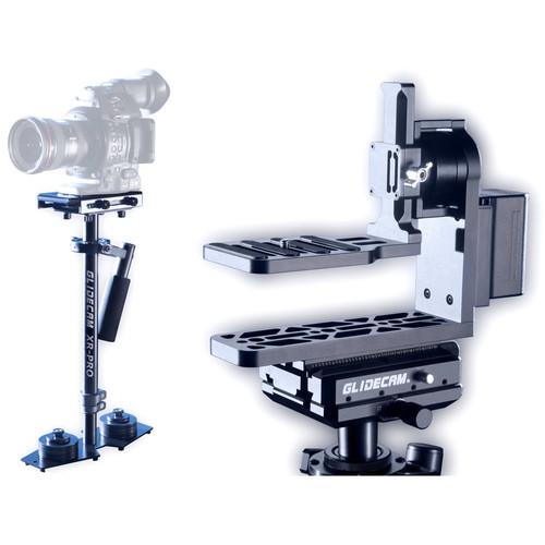 Glidecam XR-PRO Handheld Stabilizer Kit with Tru-Horizon Gimbal