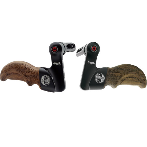 GLOBAL DYNAMICS UNITED Cowboy Handle Set for DSMC and DSMC2 Cameras (Right and Left)