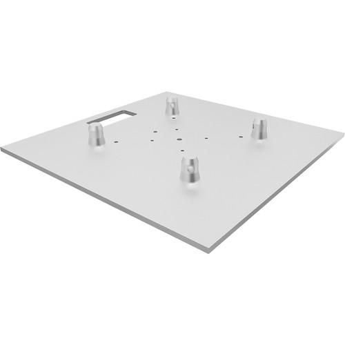"Global Truss Aluminum 20""x20"" Base Plate (F44P)"