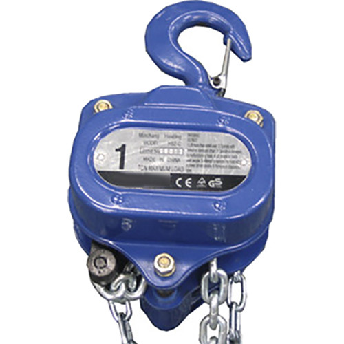 Global Truss Manual Chain Hoist for Up to 2204 lb Load