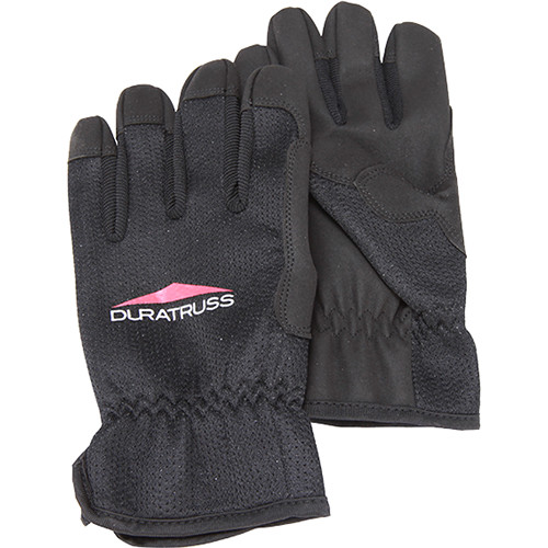 Global Truss Extra Large Pro Grip Glove In Black