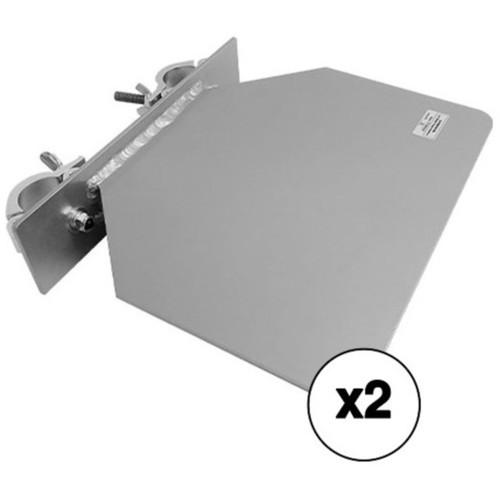 Global Truss DTF-34 Truss Shelf for F34 Square Truss (2-Pack)