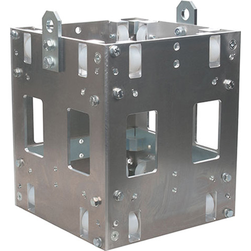 "Global Truss Sleeve Block for 12"" Trussing with Two Connecting Sides"