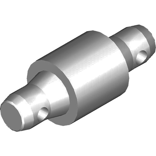 Global Truss Coupler Spacer (70mm)