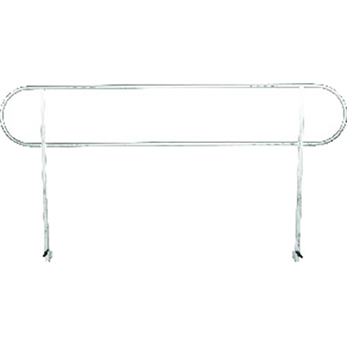 Global Truss 6.56' Guard Rail for Select Portable Stages