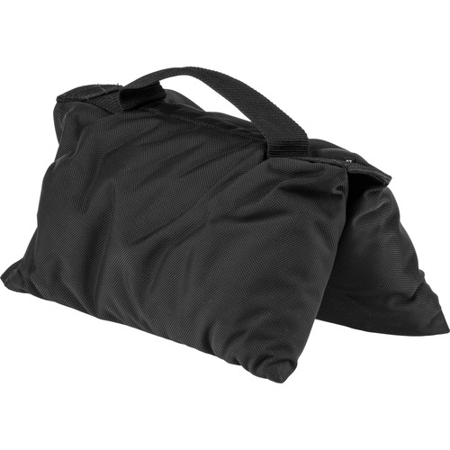Global Truss Sandbag (Black, 25 lb)