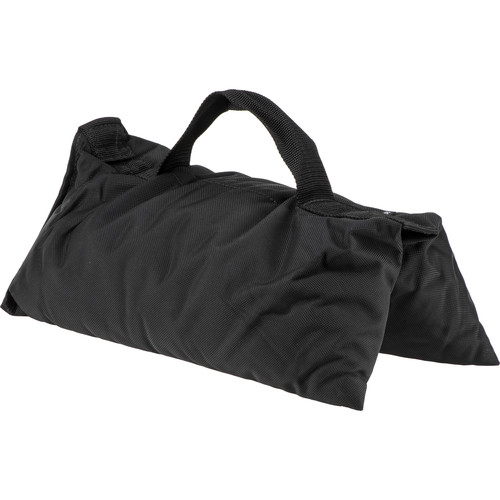 Global Truss Sandbag (Black, 35 lb)