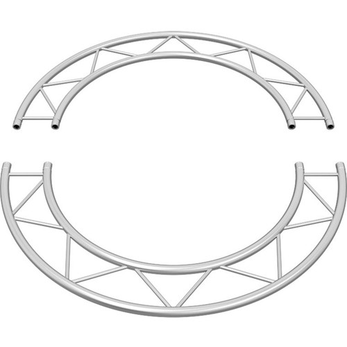 Global Truss Horizontal Truss Circle for F32 I-Beam Truss System (4.92')